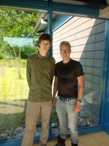 Tristan und Christian